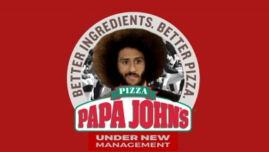 Colin Kaepernick new ceo papa johns