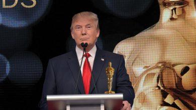 Trump wins Oscar