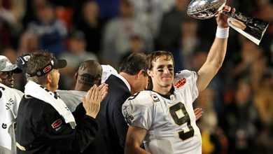 Photo of HEARTWARMING: Drew Brees Brought A Super Bowl Ring To Atlanta So They Could See What One Looks Like