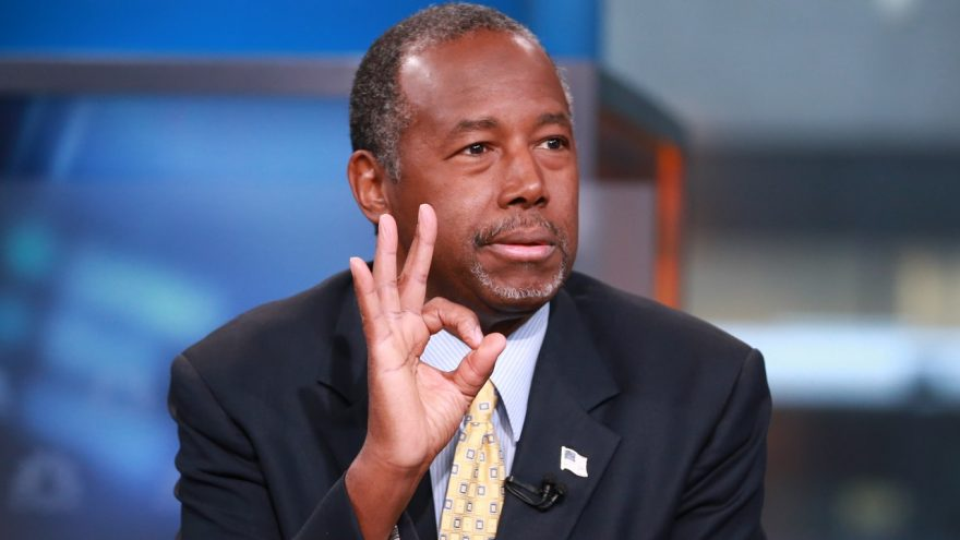 "Ben Carson Proposes ""Back to Work"" Program In Cotton Fields For Welfare Recipients 