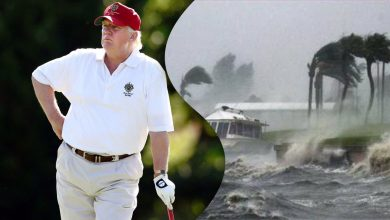 "Photo of East Coast Renames Itself ""Mar-A-Lago"" So Trump Will Care About Hurricane Dorian"