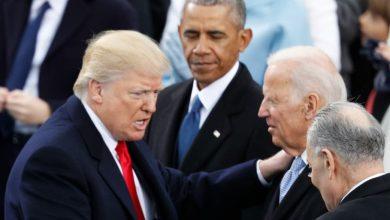Photo of BREAKING: Joe Biden Promises To Hang Trump Portrait Over White House Toilet